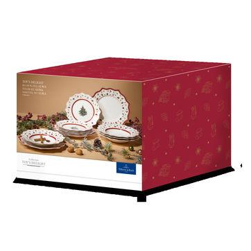 Villeroy & Boch - Toy's Delight - zestaw talerzy - dla 4 osób - 12 elementów
