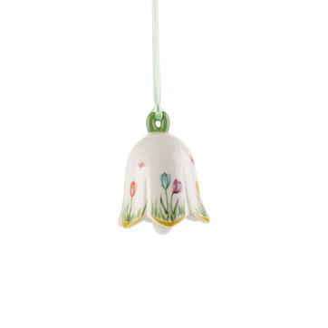 Villeroy & Boch - New Flower Bells - zawieszka dzwonek - tulipan - wysokość: 6 cm