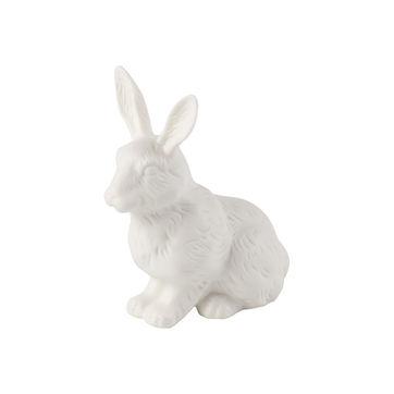 Villeroy & Boch - Easter Bunnies - siedzący zajączek - wysokość: 11,5 cm