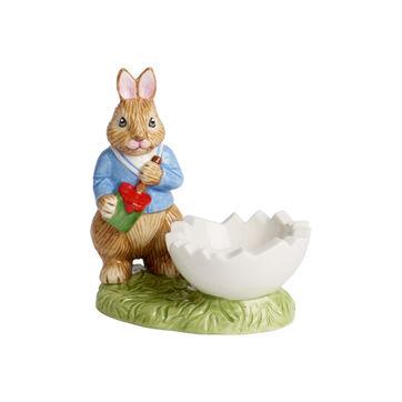 Villeroy & Boch - Bunny Tales - kieliszek na jajko - zajączek Max - wymiary: 8 x 5,5 x 9,5 cm