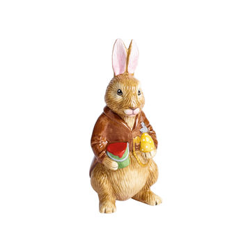 Villeroy & Boch - Bunny Tales - figurka - zajączek Hans - wysokość: 14,5 cm