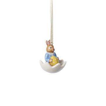 Villeroy & Boch - Bunny Tales - zawieszka - zajączek Max - wysokość: 5,5 cm