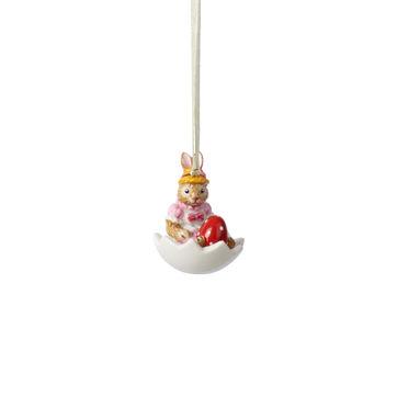 Villeroy & Boch - Bunny Tales - zawieszka - zajączek Anna - wysokość: 5,5 cm