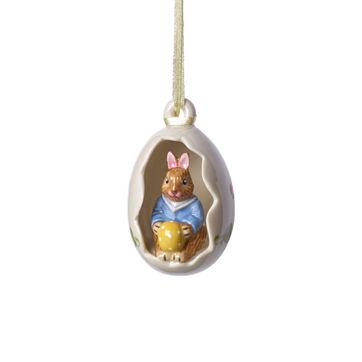 Villeroy & Boch - Bunny Tales - zawieszka-jajko - zajączek Max - wysokość: 7 cm