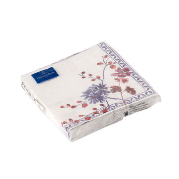 Villeroy & Boch - Artesano Provencal Lavender - serwetki Artesano Provencal lavender - wymiary: 33 x 33 cm