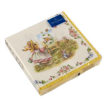 Villeroy & Boch - Easter Accessories - serwetki - wymiary: 33 x 33 cm