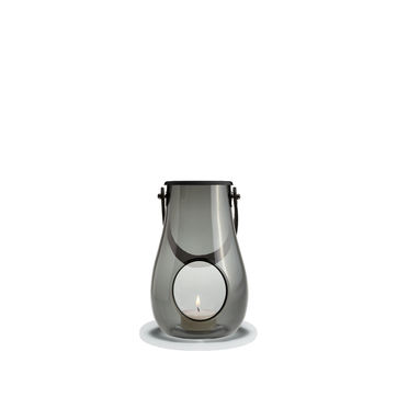 Holmegaard - Design with Light - latarnia - wysokość: 16 cm