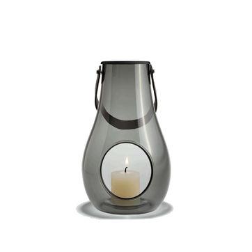 Holmegaard - Design with Light - latarnia - wysokość: 25 cm