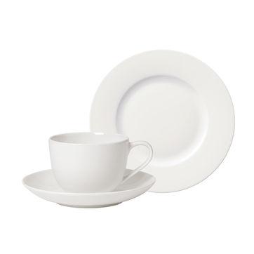 Villeroy & Boch - For Me - zestaw kawowy - 18 elementów; dla 6 osób