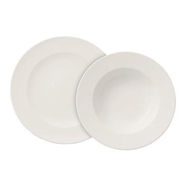 Villeroy & Boch - For Me - zestaw obiadowy - 12 elementów; dla 6 osób