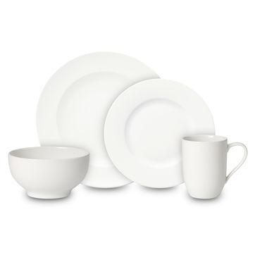 Villeroy & Boch - For Me - zestaw śniadaniowy - 8 elementów; dla 2 osób