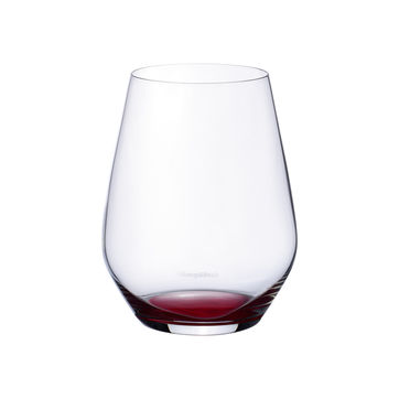 Villeroy & Boch - Colourful Life Deep Red - 4 szklanki - pojemność: 0,42 l
