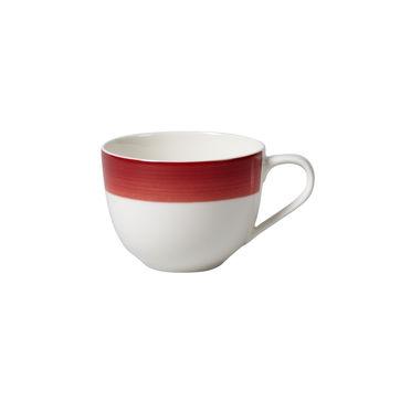 Villeroy & Boch - Colourful Life Deep Red - filiżanka do kawy - pojemność: 0,23 l