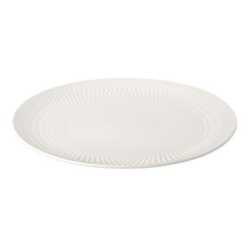 Villeroy & Boch - Manufacture Collier blanc - patera na owoce - średnica: 32 cm