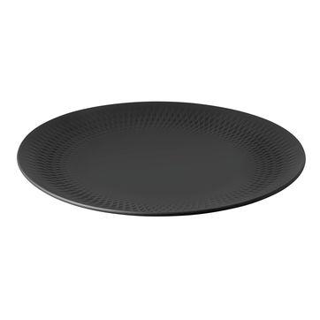 Villeroy & Boch - Manufacture Collier noir - patera na owoce - średnica: 32 cm