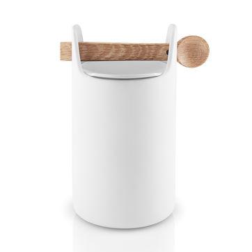 Eva Solo - Toolbox - pojemnik kuchenny z łyżeczką - wysokość: 20 cm