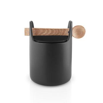Eva Solo - Toolbox - pojemnik kuchenny z łyżeczką - wysokość: 15 cm