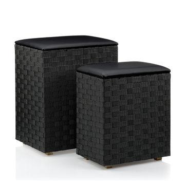 Kela - Porto - kosze z siedziskiem - 2 elementy