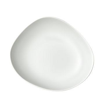 Villeroy & Boch - Organic White - talerz głęboki - wymiary: 20 x 18 cm