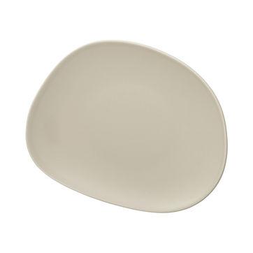 Villeroy & Boch - Organic Sand - talerz sałatkowy - wymiary: 21 x 17 cm