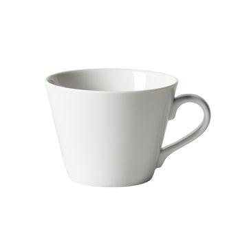 Villeroy & Boch - Organic White - filiżanka do kawy - pojemność: 0,27 l