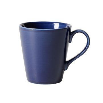 Villeroy & Boch - Organic Dark Blue - kubek - pojemność: 0,35 l