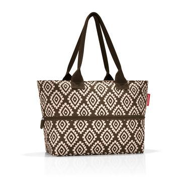 Reisenthel - shopper e1 - torby z regulacją pojemności - wymiary: 50 x 16,5 x 28-35,5 cm