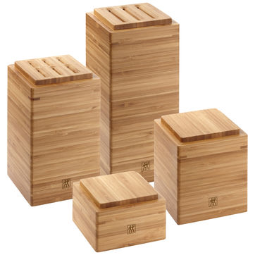 Zwilling - Storage - zestaw pojemników - 4 elementy