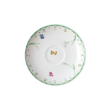 Villeroy & Boch - Colourful Spring - spodek do filiżanki do espresso - średnica: 12 cm