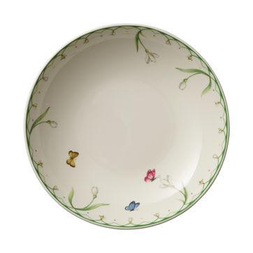 Villeroy & Boch - Colourful Spring - płaska miska - średnica: 24 cm