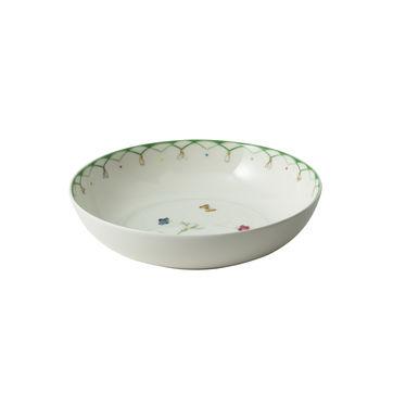 Villeroy & Boch - Colourful Spring - głęboki talerz sałatkowy - średnica: 19 cm