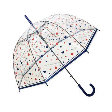 Smati - I love rain - parasol głęboki - średnica: 85 cm