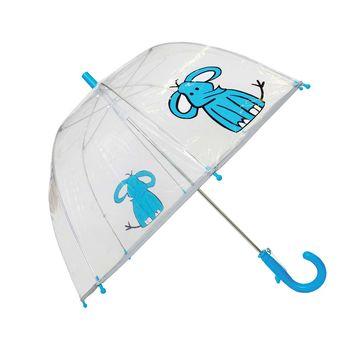 Smati - Słoń - parasol dla dzieci - średnica: 71 cm