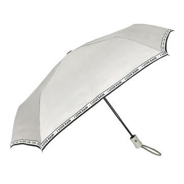 Smati - I love rain - parasol automatyczny - średnica: 97 cm