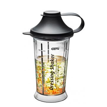 Gefu - Mix Up - shaker do sosów, marynat i dressingów - pojemność: 0,3 l
