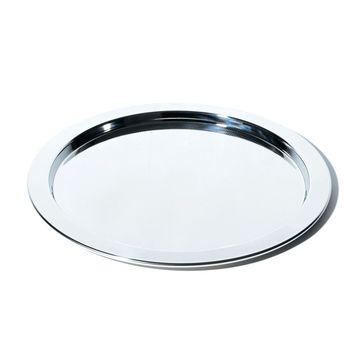 Alessi - taca okrągła - średnica: 37,5 cm