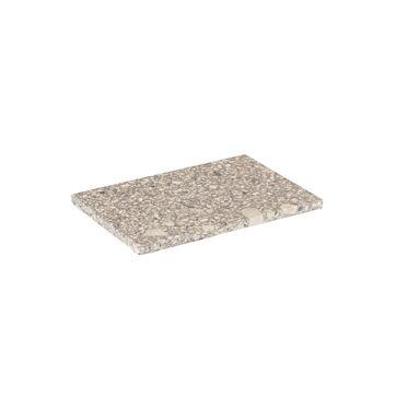 Blomus - Roca - kamienna deska do serwowania - wymiary: 20 x 14 cm