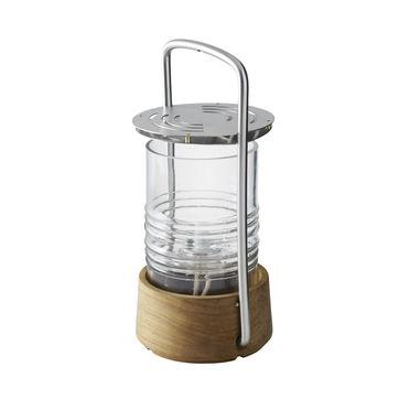 Skagerak - Bollard - lampa oliwna - wysokość: 24,5 cm