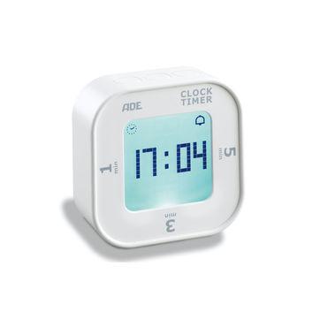 ADE - minutnik cyfrowy - wymiary: 6,5 x 6,5 cm