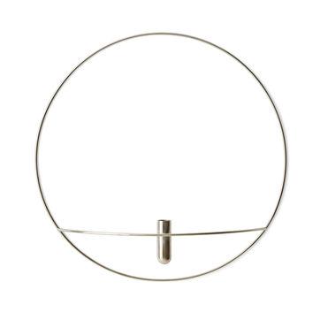 Menu - POV Circle - wazon lub świecznik naścienny - średnica: 44 cm
