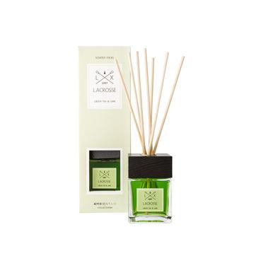 Lacrosse - patyczki zapachowe - zielona herbata i limonka