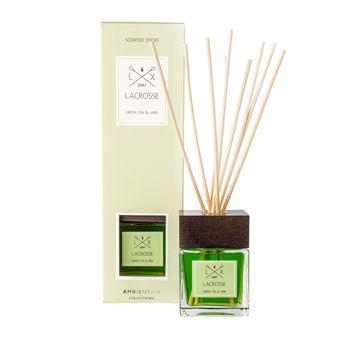 Lacrosse - patyczki zapachowe - zielona herbata i limonka - pojemność: 200 ml