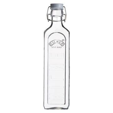 Kilner - New Clip Top Bottle - butelka - pojemność: 1,0 l
