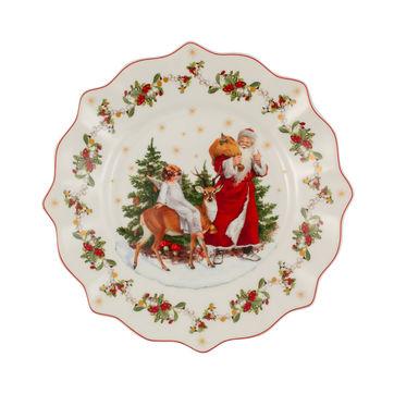 Villeroy & Boch - Annual Christmas Edition 2020 - talerz sałatkowy - średnica: 24 cm