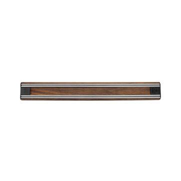 Bisbell - Bisichef - listwa magnetyczna - długość: 35 cm; drewno orzechowe
