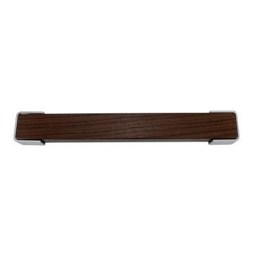 Bisbell - listwa magnetyczna - długość: 35 cm; drewno orzechowe