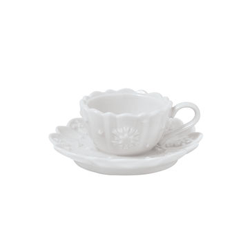 Villeroy & Boch - Toy's Delight Royal Classic Decoration - świecznik na tealight - filiżanka - średnica: 10 cm