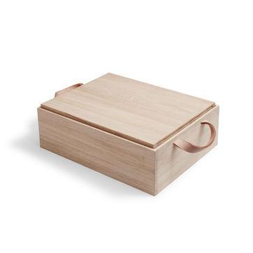 Skagerak - Norr - pojemnik na pieczywo - wymiary: 34 x 26,5 x 12 cm