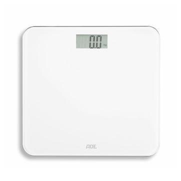 ADE - Gina - elektroniczna waga łazienkowa z funkcją mowy - wymiary: 31 x 31 cm