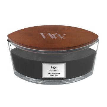 WoodWick - Black Peppercorn - świeca zapachowa - mocne przyprawy - czas palenia: do 40 godzin